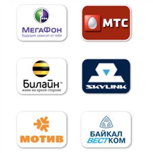 Операторы сотовой связи Шебалино