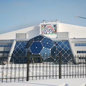 Спортивные комплексы Шебалино